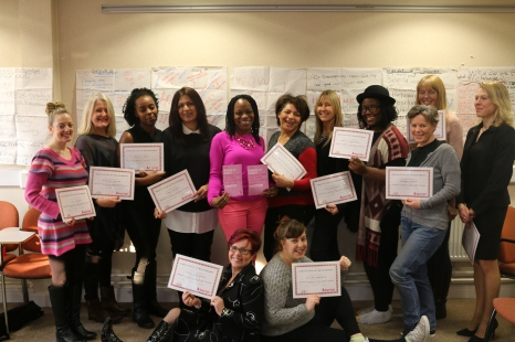 Cohort 2 certificates